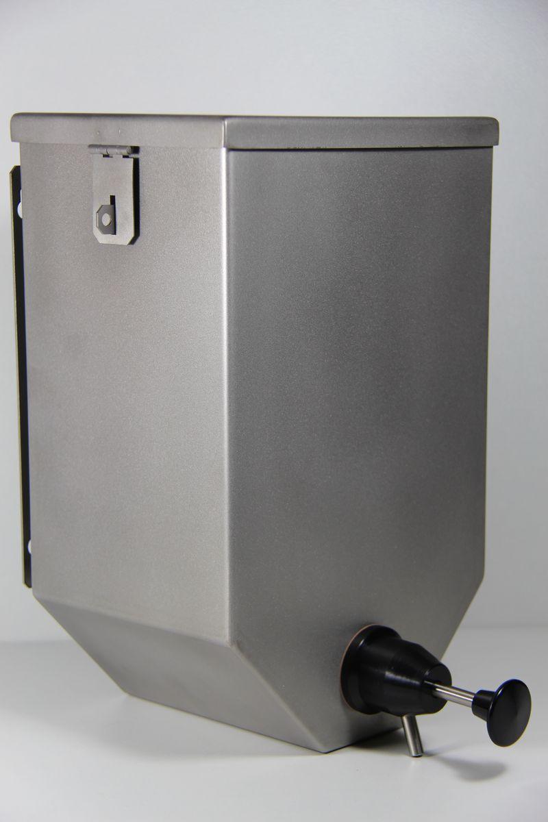 Zeepautomaat RVS