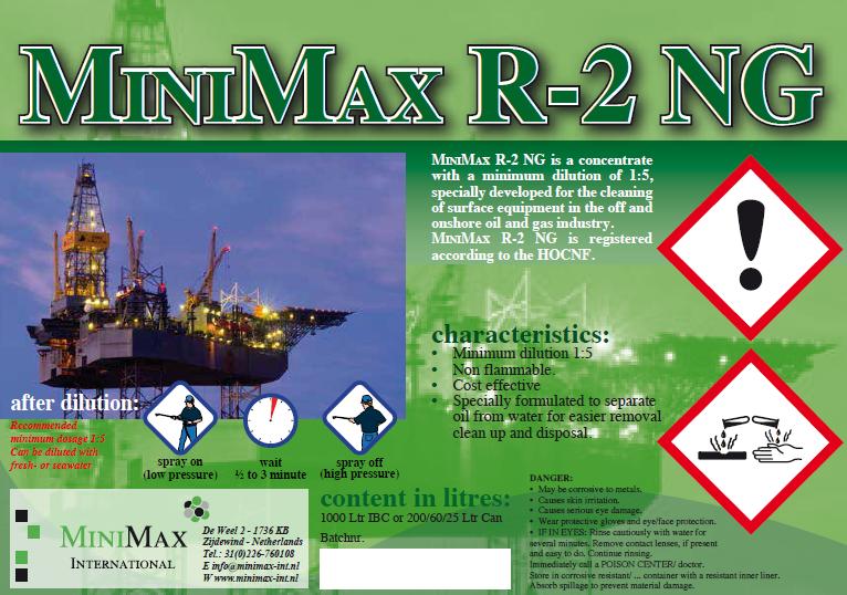 Minimax R-2 NG
