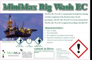 Rig Wash EC